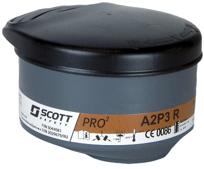 Kombifilter Scott Pro2 A2-P3