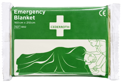 Emergency blanket Cederroth 1892