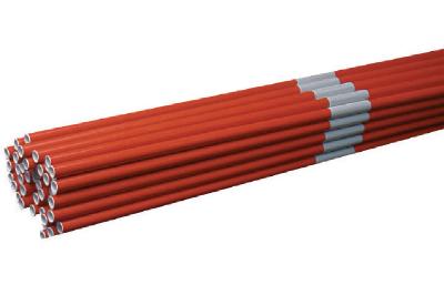 Vägmarkeringskäppar PVC