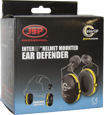 Kuulonsuojain JSP Inter GP