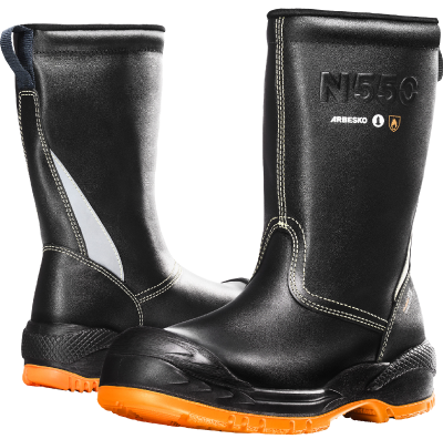 Safety boot Arbesko 550