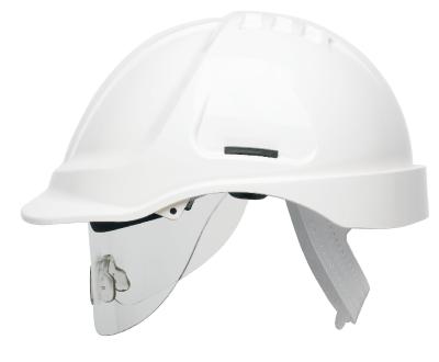 Suojakypärä Protector Style 600 sisäänrakennetulla visiirillä