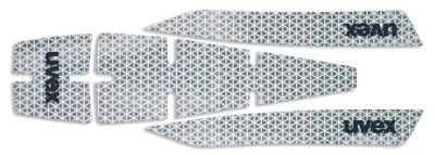 Bild för Reflexset M till Uvex Pheos hjälmar från Skydda i Sverige AB