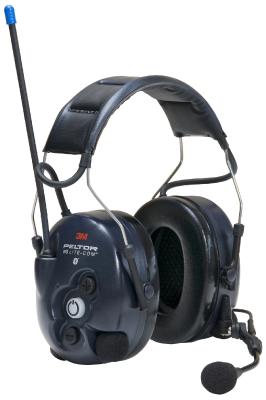 WS LiteCom Headset PMR 446 - pääpannalla