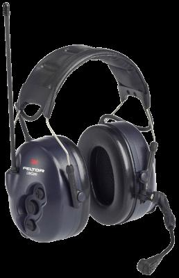 LiteCom Headset 446 MHz - hjässbygel Peltor