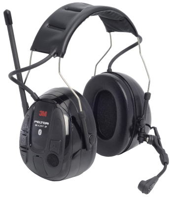 Wireless Phone Headset Peltor WS XP Alert - hjässbygel