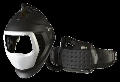 Speedglas 9100 Air + Adflo puhallinyksikkö