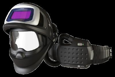 Speedglas 9100 FX Air + Adflo puhallinyksikkö + Hitsauskasetti 9100X