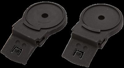Zekler fäste 61E 30 mm för visirhållare 61F