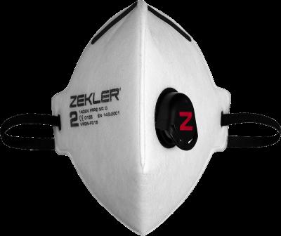 Filtrerande halvmask Zekler 1402V FFP2
