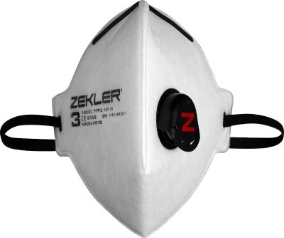 Filtering half mask ZEKLER 1403V FFP3