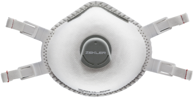 Filtering half mask ZEKLER 1303V FFP3