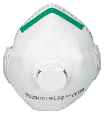 Filtrerande halvmask Honeywell FFP2D 4211