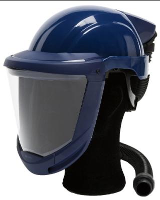 Safety helmet with visor Sundström SR 580
