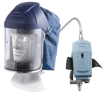 Trykkluftsett Honeywell Airvisor 2 Chemical Kit