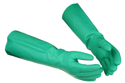 Chemical Protection Glove Ansell Sol-Vex 37-185