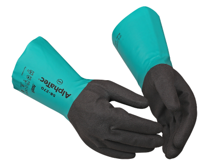 Chemical Protection Glove Ansell AlphaTec 58-270