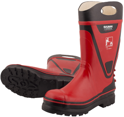 Safety Boots Sulman Fireman