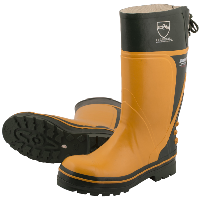Saw Protection Boots Sulman Nya Skooga