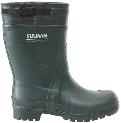 Rubber boot Sulman Green
