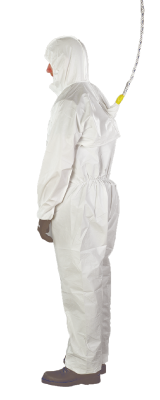 Disposable coverall Microgard 2000 Standard Fall Protection