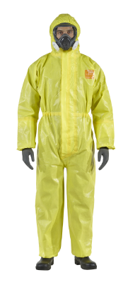 Chemical Protection Coverall Microchem 3000