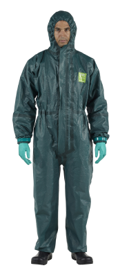 Chemical Protection Coverall Microchem 4000