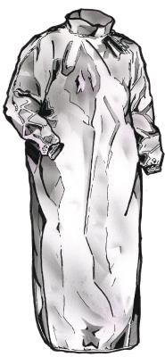 Apron coat