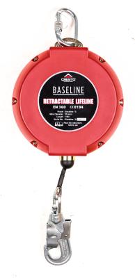 Fallskyddsblock Baseline 5511, 15m wire